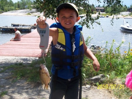 best ontario fishing lodges